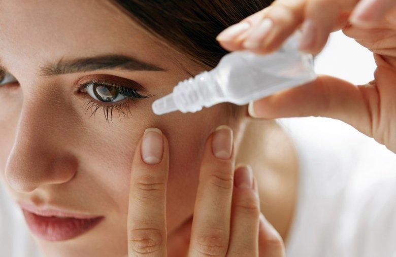 Sehnerv durch Augendrucksenkung schonen